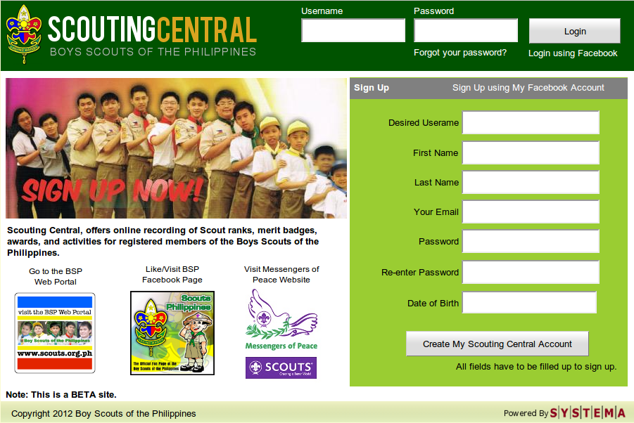 scoutingcentral