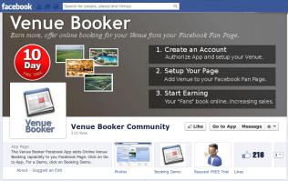 Venue Booker